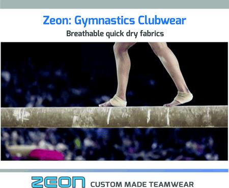 Zeon Gymnastics Kit