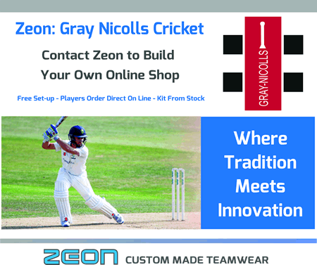 Zeon Cricket Gray Nicolls