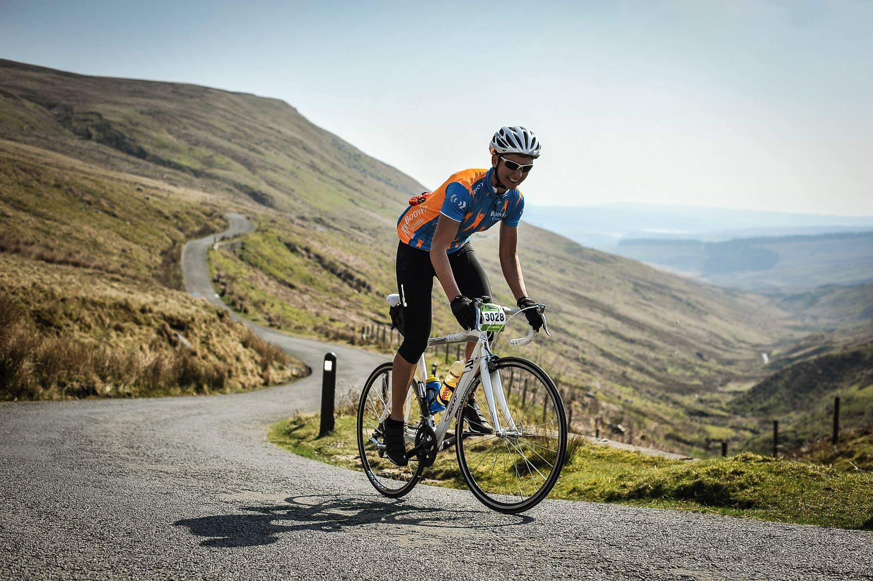 Sam Ayers Biking