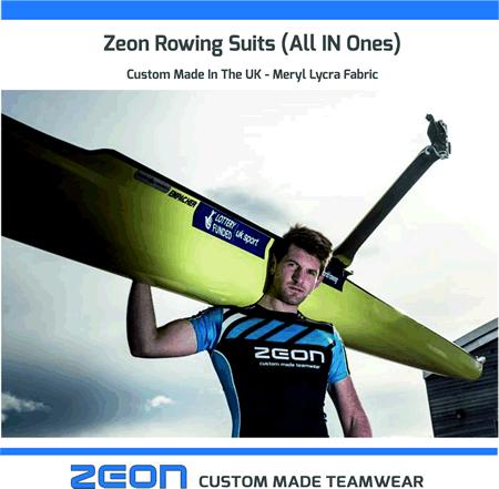 Zeon Rowing Suits