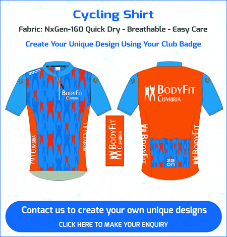 Zeon Cycling Jersey