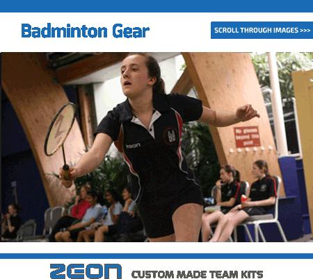 Zeon Badminton Shirts
