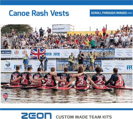 Zeon Canoe Rash Vests