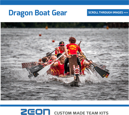 Zeon Dragon Boat Gear