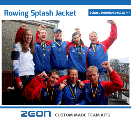 Zeon Rowing Splash Jackets