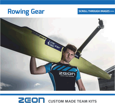 Zeon Rowing Tech Tees