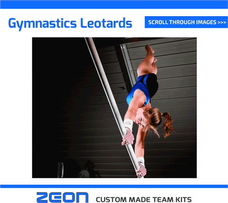 Zeon Gymnastics Leotards