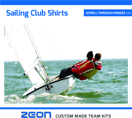 Zeon Sailing Shirts