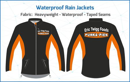 Zeon Corporate Jacket