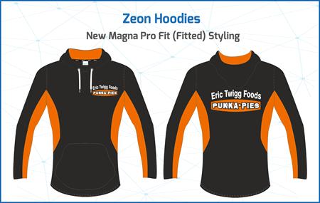 Zeon Corporate Hoody
